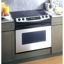 samsung downdraft range electric slide in stove drop ran from dual fuel d27