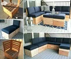 pallet furniture ideas pinterest. 6 Trendy Furniture Ideas Made With Pallet Wood O Pallets Garden . Pinterest