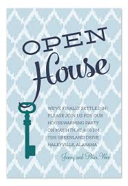 Open House Invite Samples Open House Key Party Invitations Invitation Consultants Ic Open