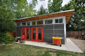 Studio Shed Photos  Modern Prefab Backyard Studios U0026 Home Office Sheds Custom Designs DIY Kits