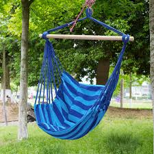 garden hanging rope swing chair seat hammock bench patio cing previous
