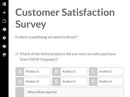Free Survey Maker - ($0 For Non-Profit, Startups, Students)