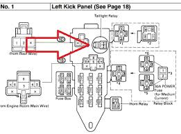 1997 toyota t100 fuse box 1997 wiring diagrams
