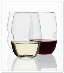 plastic stemless wine glasses bulk photo 1