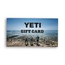 YETI Australia   Gift Card - YETI AUSTRALIA