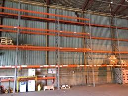 pallet racking redirack top condition 40 bays or cut down to make 80 bays 5 shelf 3 2m beams