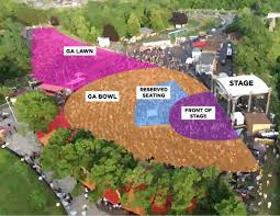 Artpark Mainstage Lewiston Ny Seating Chart Earth Wind Fire Earth Wind Fire Western New Yorks