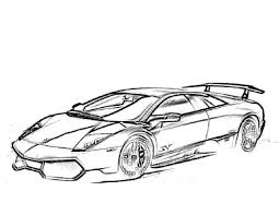 Lamborghini Coloring Pages To Print Page 16 Coloring Pages