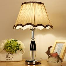 tuda free shipping modern elegant fashion crystal table lamp luxury for living room bedroom luxury table lamps e49