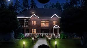 house lighting ideas. 63outdoorgardenlandscapelightingideashouse House Lighting Ideas T