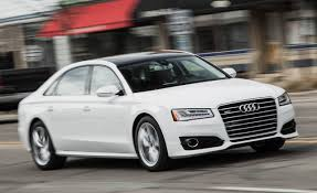 2016 Audi A8L 4.0T Sport Test – Review – Car and Driver