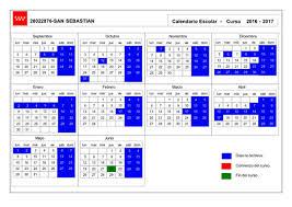 Resultado de imagen de calendario escolar 2018 madrid