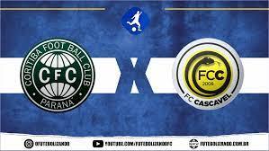 Como assistir Coritiba x FC Cascavel AO VIVO – Campeonato Paranaense 2021 -  Futebolizando
