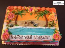 Make Your Coworkers Retirement Party Extra Special With A Custom Cake