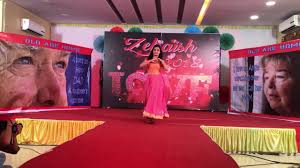 Nirmala College Chalakudy Fashion Designing Zebaish Fashion Show 2018 In Nirmala College