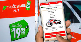 U Haul Customer Service U Haul Introduces Self Service Using Your Smartphone Camera