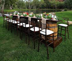 wine barrel outdoor furniture. Encore Wood Wine Barrel Dining Tabl On Whiskey Concepts Outdoor Furniture E