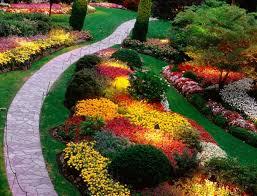 Small Picture garden ideas Patio Garden Ideas Garden With Various Plants
