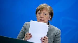 Angela Merkel explains how coronavirus transmission works — Quartz