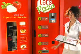 Pizza Vending Machine Locations Usa Classy Pizza Vending Machines Coming To The US TIME