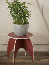 Indoor Plant Stand - Easy-Up Plant Stand - Wooden Plant Stands