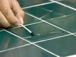 how to repair ed tiles