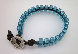 braid a macrame leather bead bracelet with the beaderie cambridge