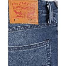levi s 511 slim fit stretch jeans