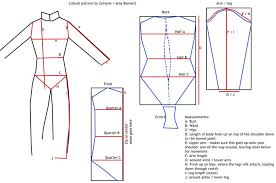 Bodysuit Sewing Pattern Interesting Catsuit Sewing Pattern By Zelvyne On DeviantArt