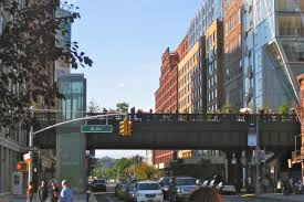 the high line in chelsea photo courtesy of trail trs