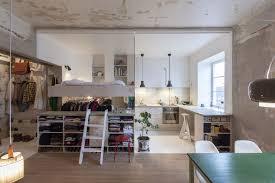 Studio Loft Apartment Studio Apartment With Loft Of New Karin Matz E And Decor