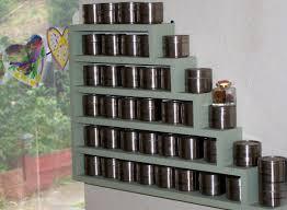 Kitchen Spice Organization Kitchen Organizing Spices Use Creative Spice Racks Decoroption