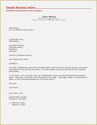 Business Letter Format Page 2 Ohye Mcpgroup Co