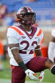 Vt Football Depth Chart