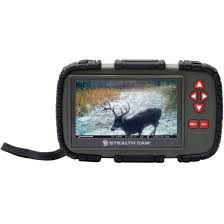 stealth cam crv43x 4 3 in lcd touch screen card reader viewer