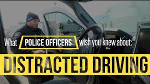 What police officers wish you knew about distracted driving - YouTube