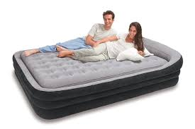 air mattress with frame. Modren With Intex Comfort Frame Airbed Kit Queen U2013 Review  In Air Mattress With