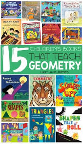 this collection of children s books allow the opportunity for children to learn more about 2d and 3d shapes symmetry patternore