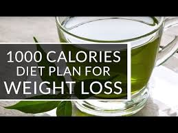 1000 Calories Food Chart The 1000 Calorie Diet Plan For Weight Loss
