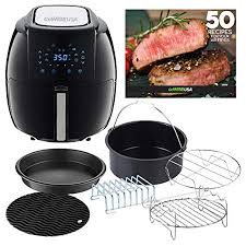 gowise usa 5 8 quarts 8 in 1 air fryer