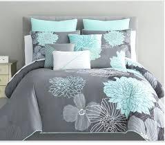 mint bedding gray target single blue sets