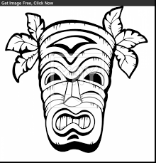 Collection Of Tiki Clipart Free Download Best Tiki Clipart On