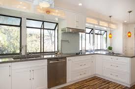Shaker Style Cabinets Kitchen Design Modern Kitchen Design With Natural Lighting
