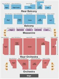 Organized Orpheum Theater San Francisco Seating Chart