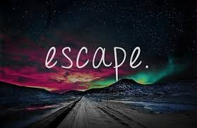 Escape Quotes Custom Image About Escape In World Travel By Kayla Hinton