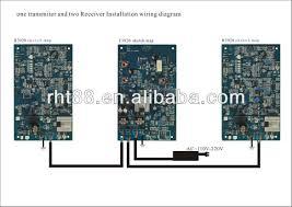 eas rf board eas circuit board rf security rf sensor gate pcb eas rf board eas circuit board rf security rf sensor gate pcb board