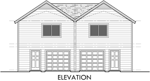 duplex house plans with garage unique duplex house plans house plans with rear garages d 568