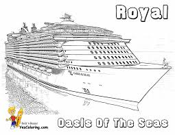 Small Picture Spectacular Cruise Ship Coloring Cruises Free Cruise Ship