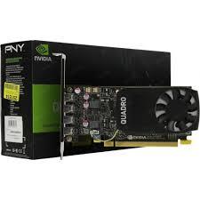 Профессиональный видеоускоритель PNY <b>NVIDIA Quadro P1000</b> ...