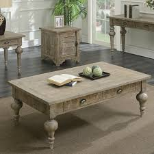 clintwood 4 piece coffee table set